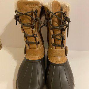 Women's Sperry J. Crew Rain Snow Boot
